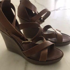 Top shop wedge sandals